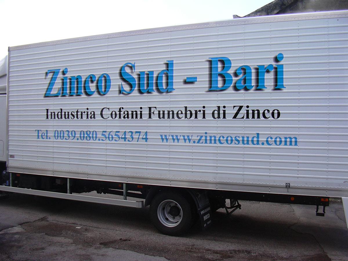 Zinco Sud Bari
