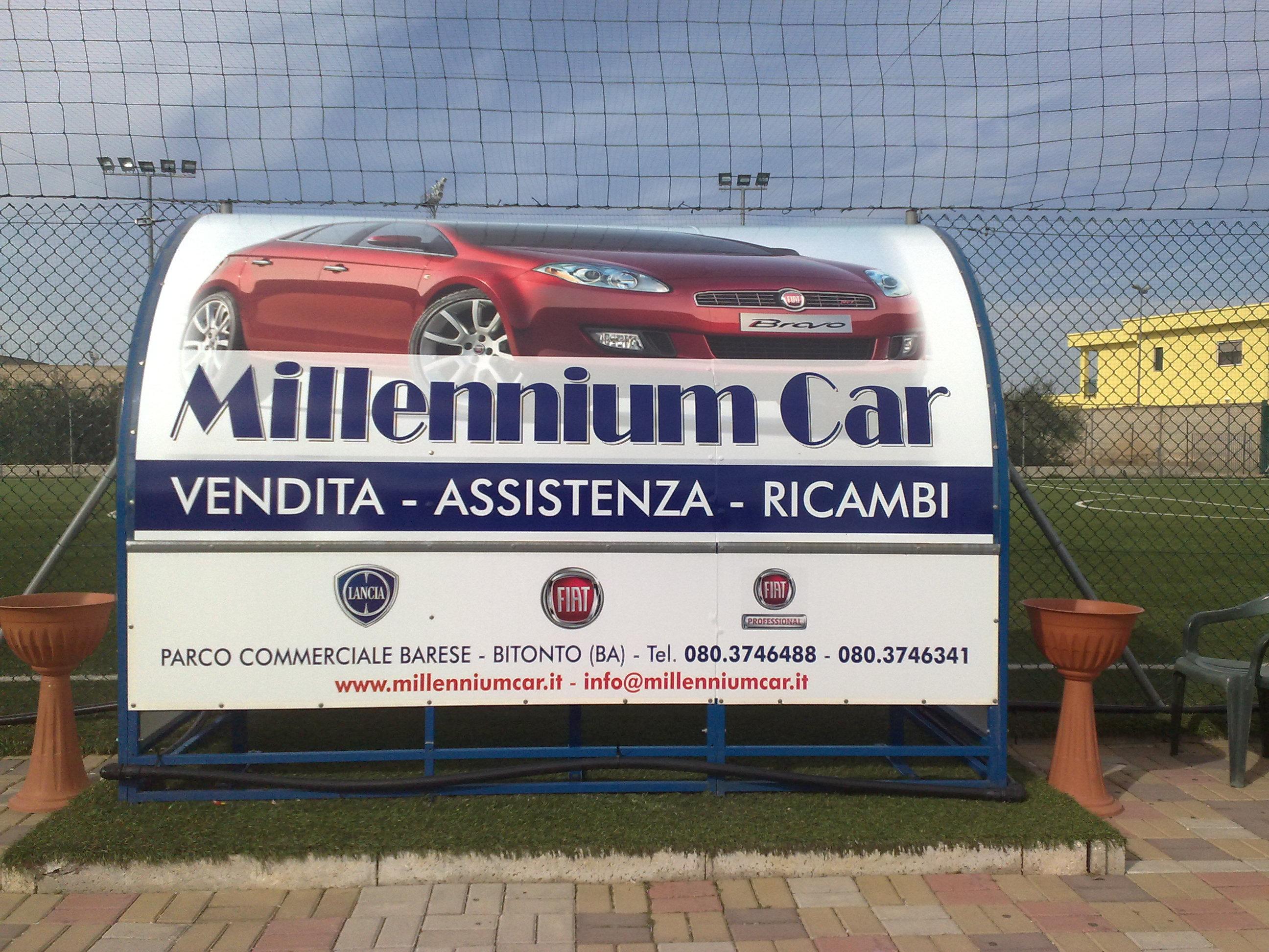 Millenium Car