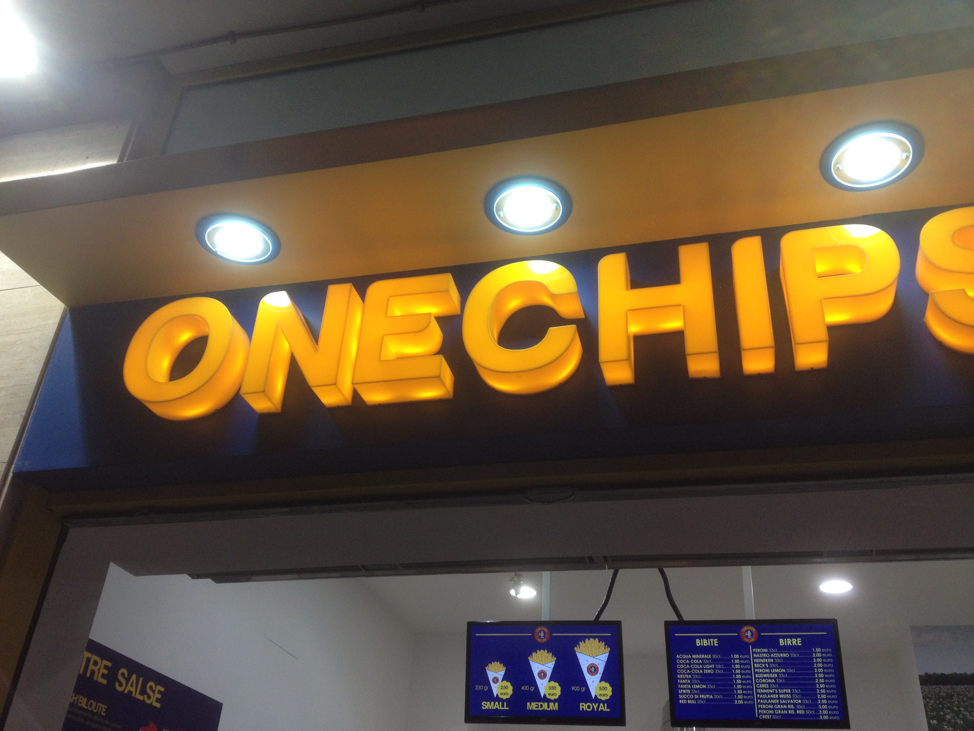 ONE CHIPS
