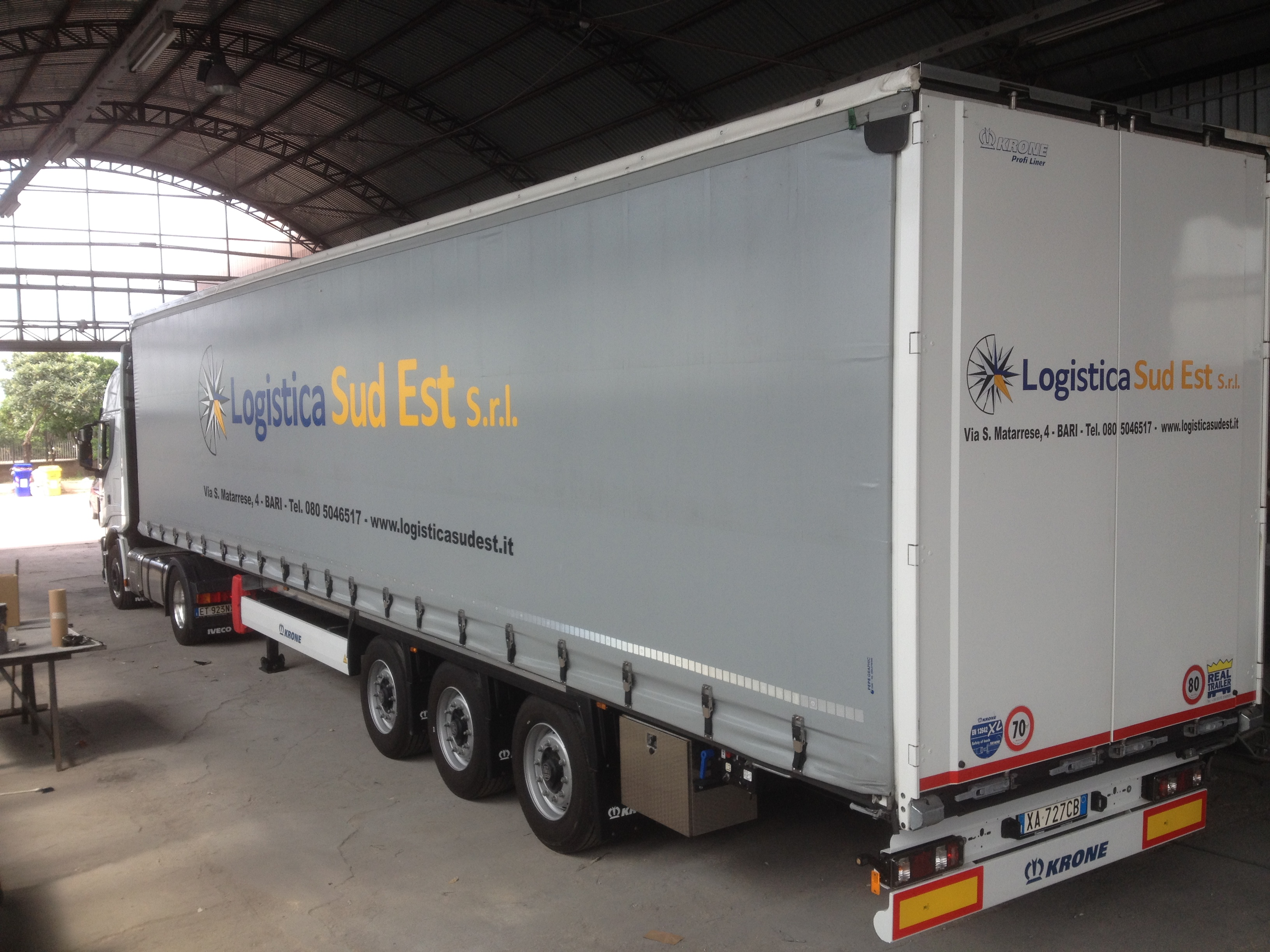 Logistica SudEst