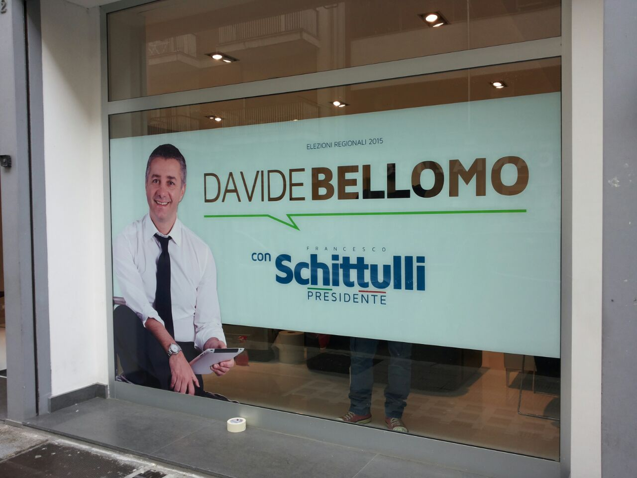 DAVIDE BELLOMO