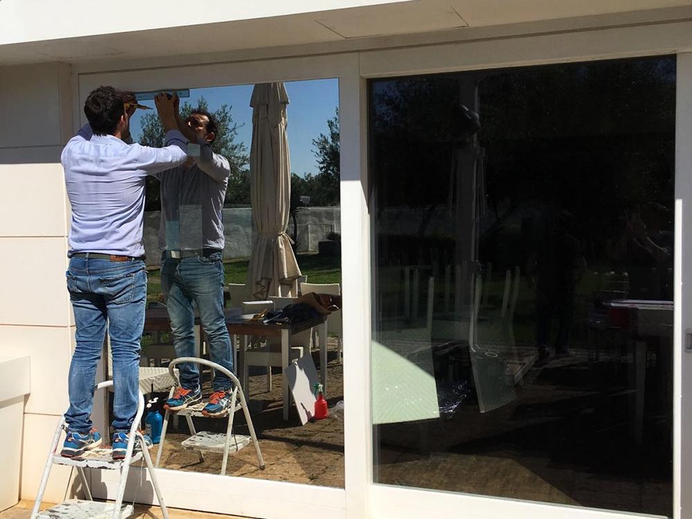 Pellicole solari Bari