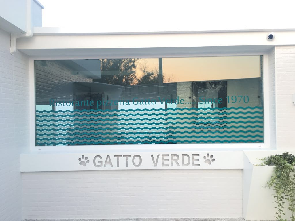 GATTO VERDE