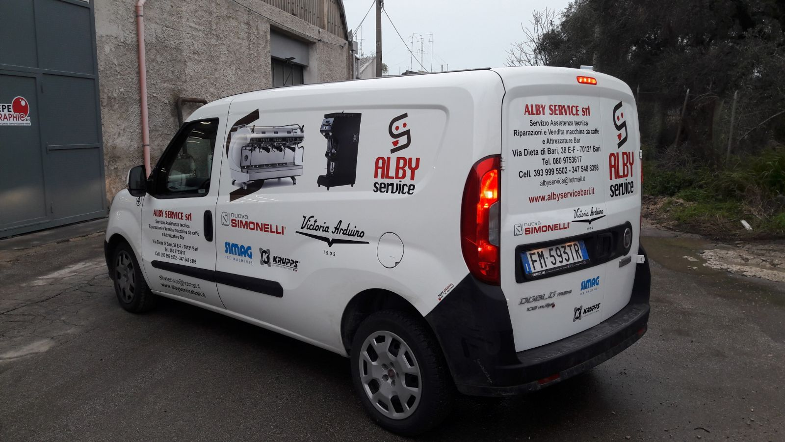 ALBY SERVICE