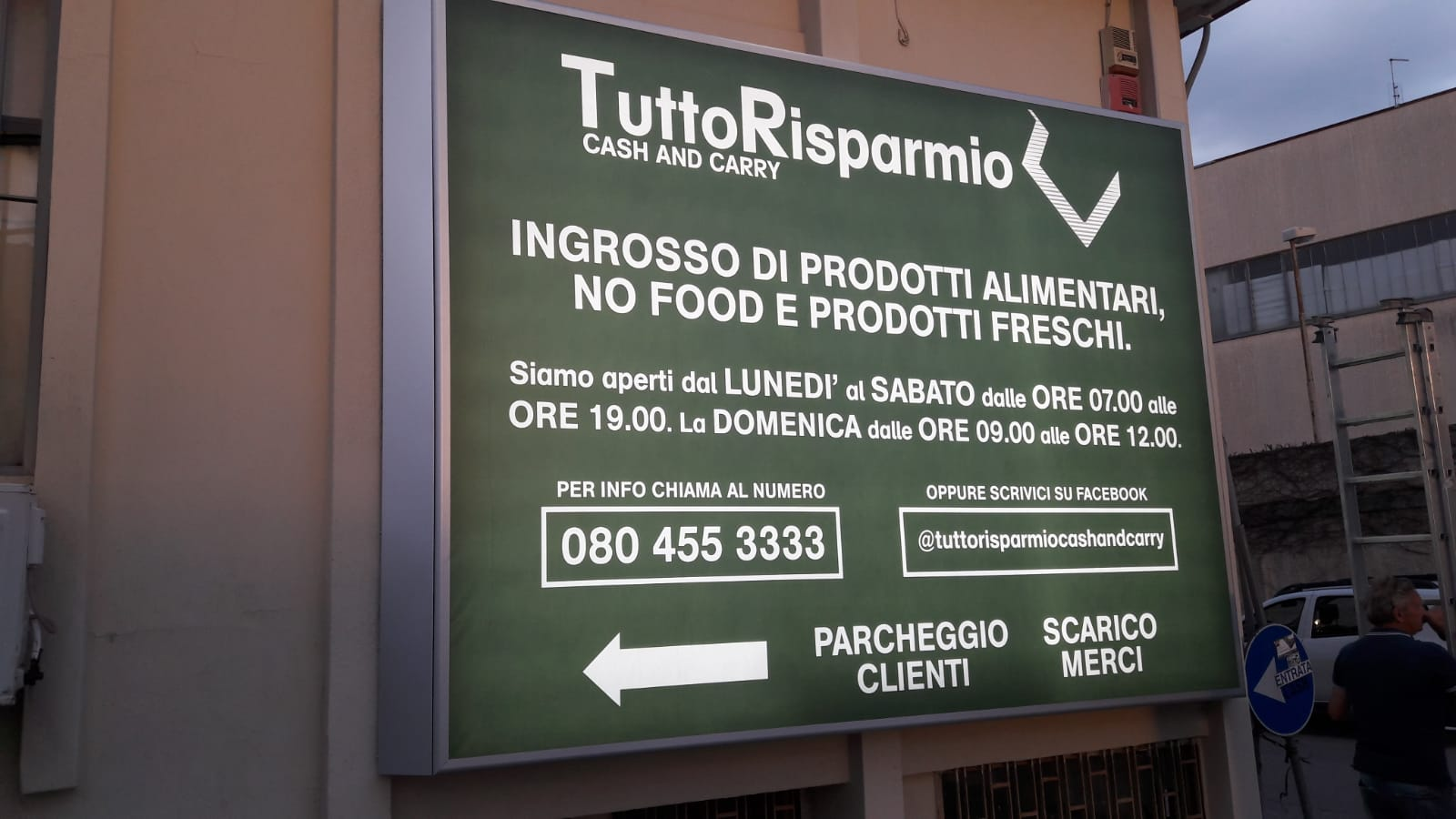APULIA DISTRIBUZIONE – CASH AND CARRY