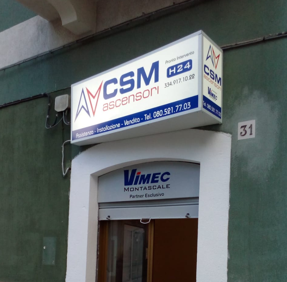 CSM ASCENSORI