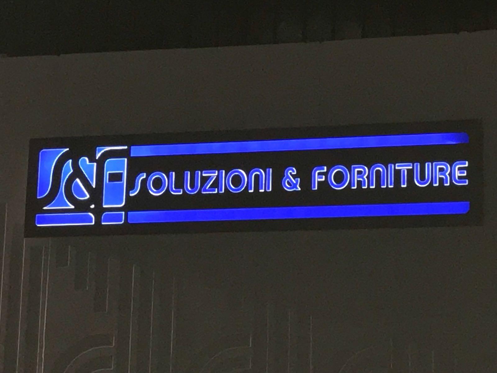 SOLUZIONI & FORNITURE