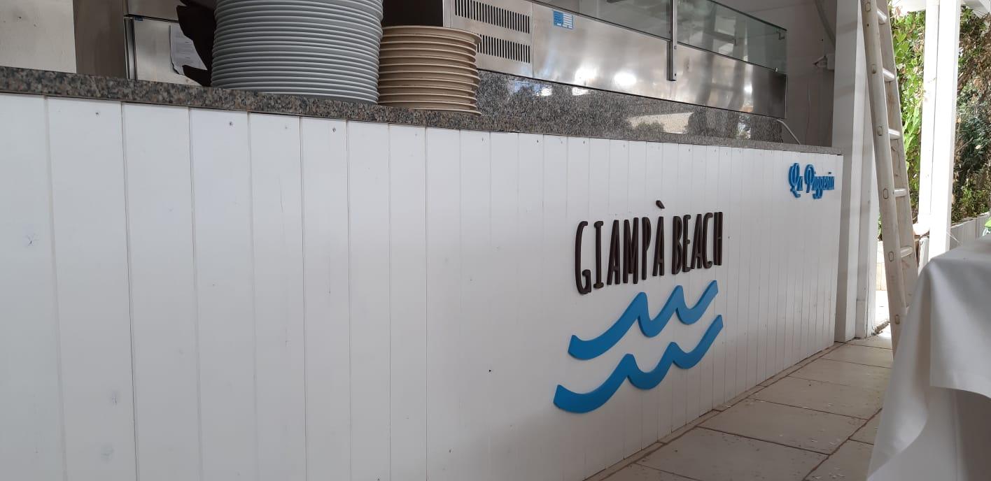 GIAMPA' BEACH